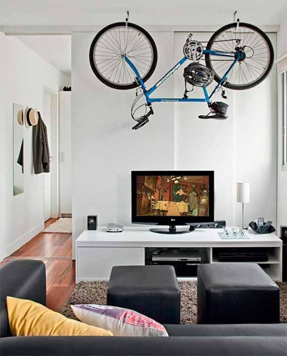 Dicas para usar bicicletas na decoração 010