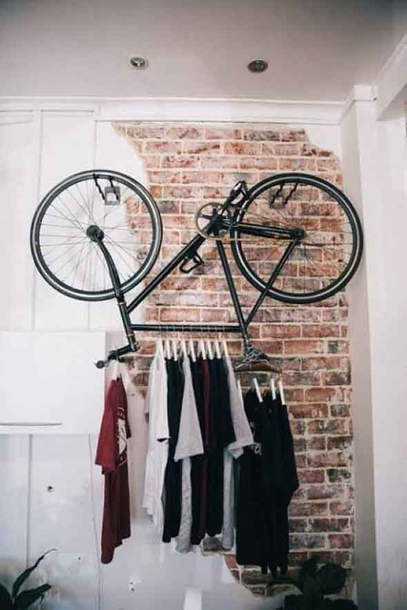 Dicas para usar bicicletas na decoração 017