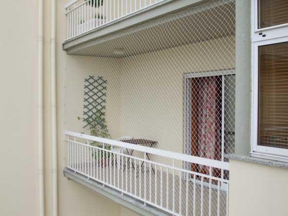 Rede de proteção para janelas 002