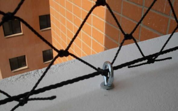 Rede de proteção para janelas 003