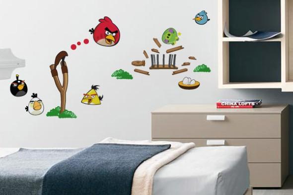 Decoração criativa no quarto das crianças 016