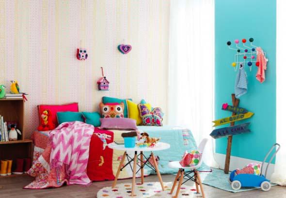 Deixar o apartamento mais colorido 012