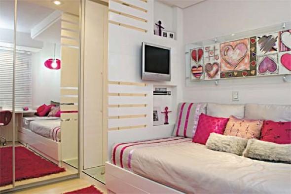 Dicas de decoração para quarto de solteira 002