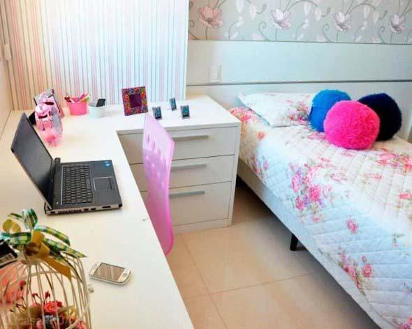 Dicas de decoração para quarto de solteira 008