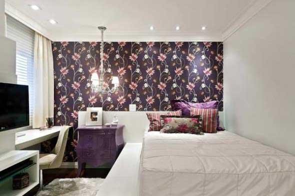 Dicas de decoração para quarto de solteira 016