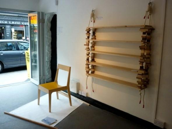 Ideias inovadoras para fazer com restos de madeira 005
