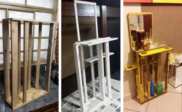 Ideias inovadoras para fazer com restos de madeira 009