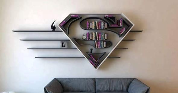 Nichos criativos para sua sala de estar 001