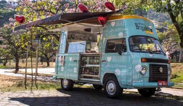 Todo o charme da Kombi Food Truck 002