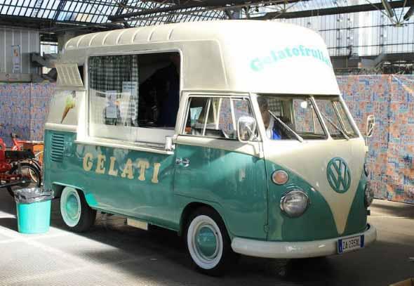 Todo o charme da Kombi Food Truck 008