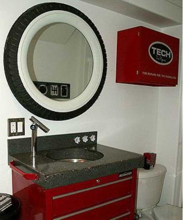 espelhos criativos para ter no banheiro 002