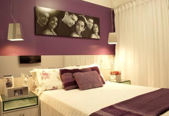 21 Ideias de decoração com quadros para sua casa 005