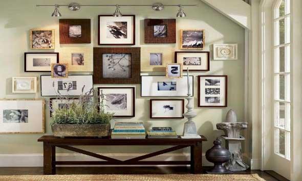 21 Ideias de decoração com quadros para sua casa 007