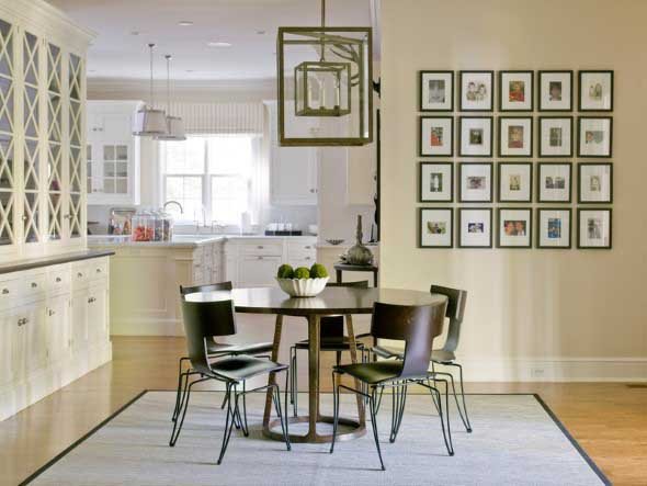 21 Ideias de decoração com quadros para sua casa 014