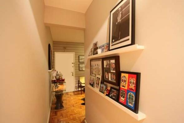 21 Ideias de decoração com quadros para sua casa 015