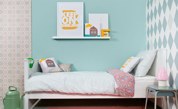 21 Ideias de decoração com quadros para sua casa 017
