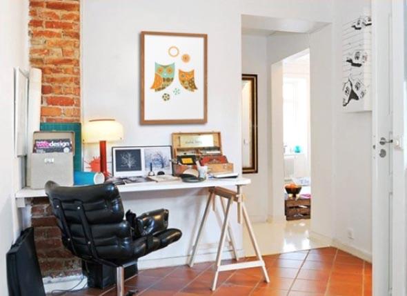 Como fazer seu escritório em casa 018