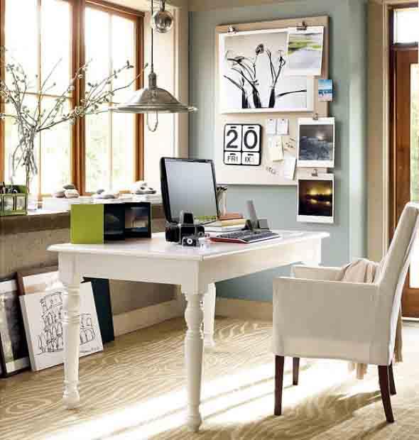 Como fazer seu escritório em casa 020