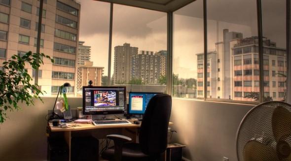 Como fazer seu escritório em casa 021