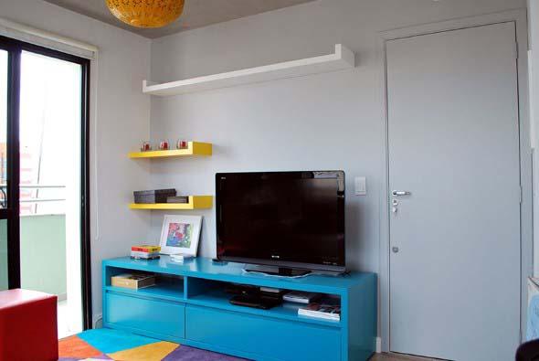Cores das portas podem fazer diferença na decoração 001