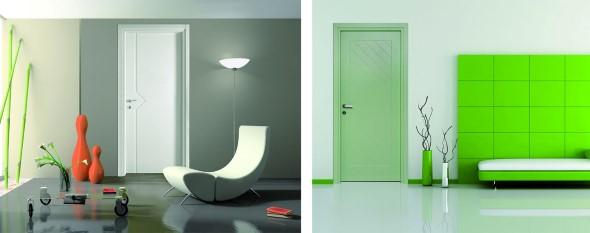 Cores das portas podem fazer diferença na decoração 004