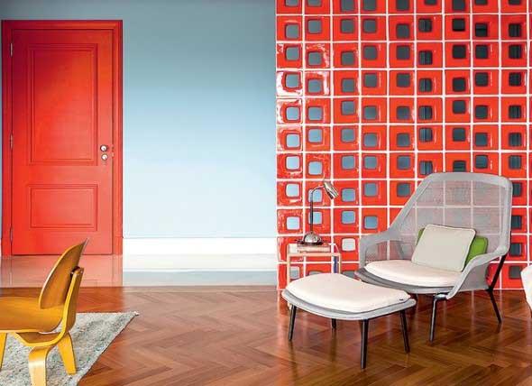 Cores das portas podem fazer diferença na decoração 017
