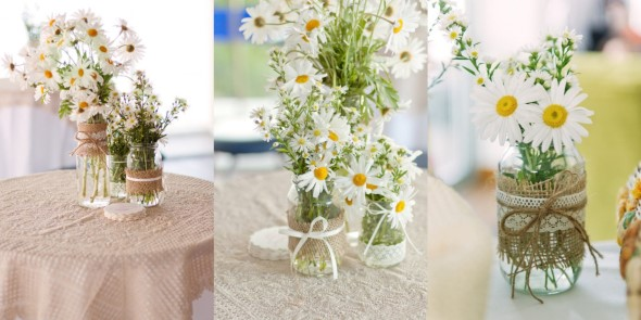 Ideias DIY de decoração casamento 001