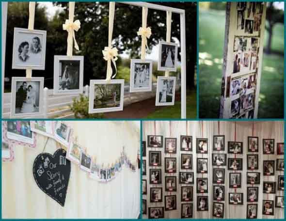 Ideias DIY de decoração casamento 009