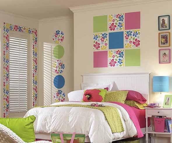 Ideias criativas e baratas para decorar parede 001