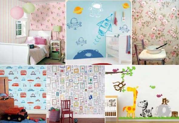 Ideias criativas e baratas para decorar parede 004