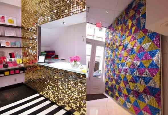 Ideias criativas e baratas para decorar parede 007
