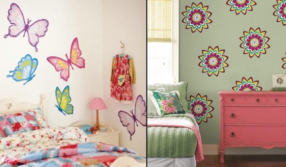 Ideias criativas e baratas para decorar parede 014