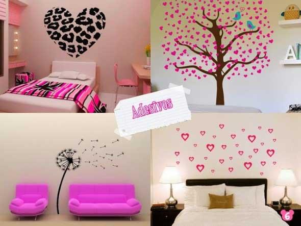Ideias criativas e baratas para decorar parede 016