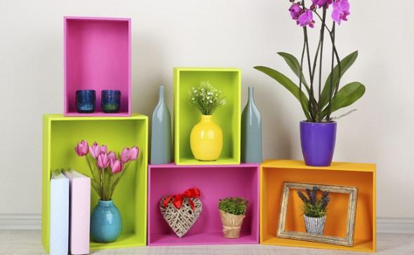 Ideias de decoração para fazer em casa gastando pouco dinheiro 003