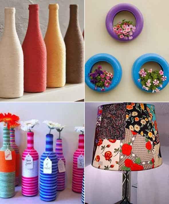 Ideias de decoração para fazer em casa gastando pouco dinheiro 014