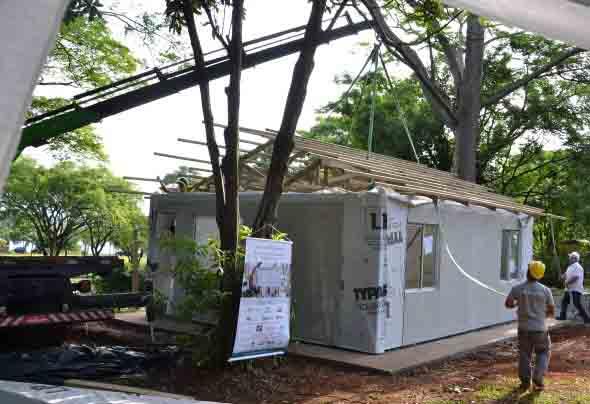 Projeto de casas sustentáveis 010
