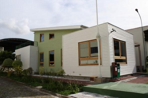 Projeto de casas sustentáveis 016