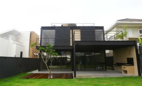 Casa sustentável em São José dos Campos - interior de São Paulo