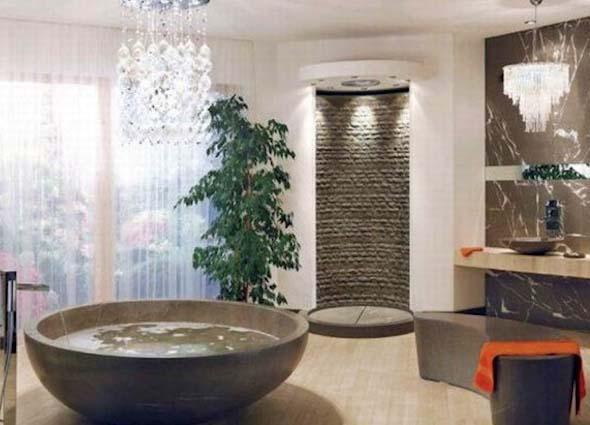Projetos de banheiros para inspirar 020