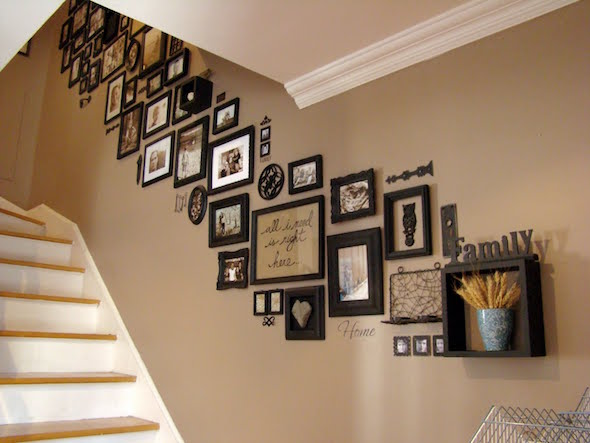 decorar com quadros
