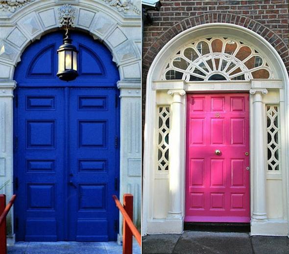 portas coloridas 1