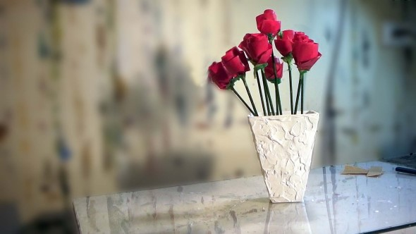 17 Modelos de vasos artesanais para decoração 001