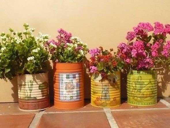17 Modelos de vasos artesanais para decoração 003