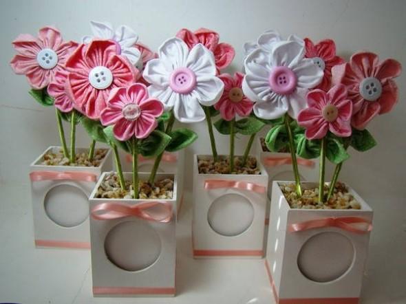17 Modelos de vasos artesanais para decoração 008