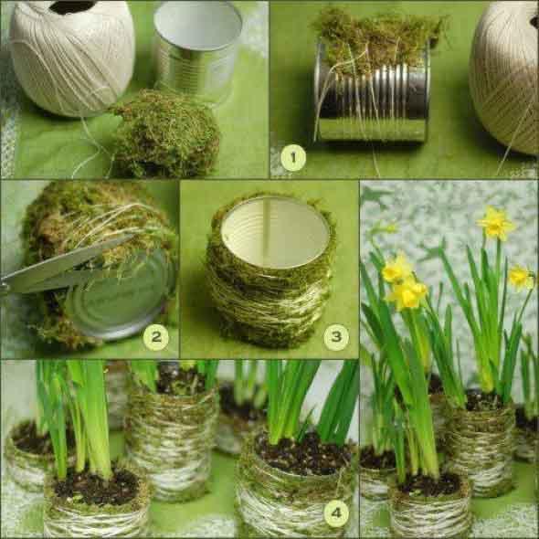 17 Modelos de vasos artesanais para decoração 015