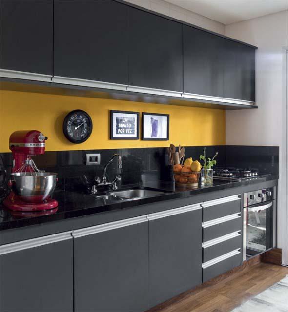 Dicas para aumentar o espaço da cozinha pequena 013