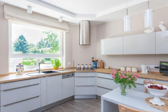 Dicas para aumentar o espaço da cozinha pequena 016