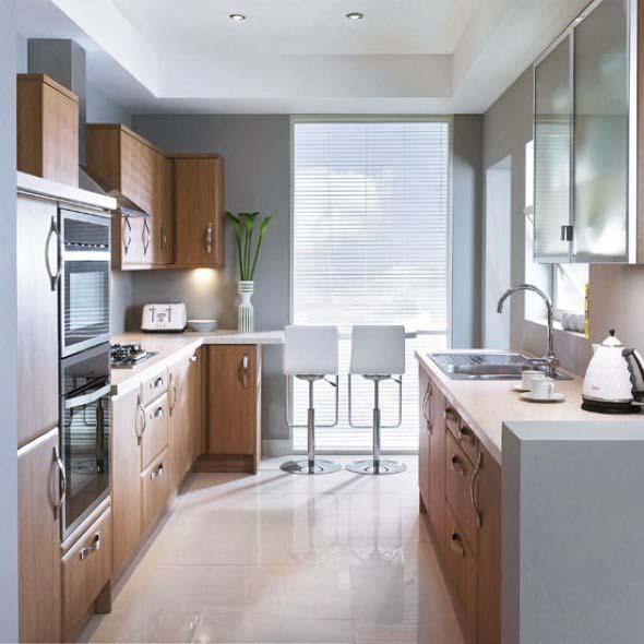 Dicas para aumentar o espaço da cozinha pequena 018