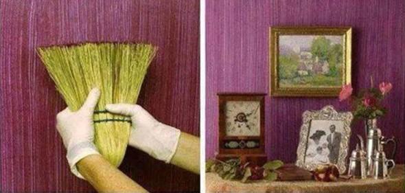 Objetos inusitados para pintar as paredes da casa 002