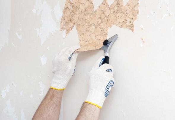 Saiba como remover papel de parede 003